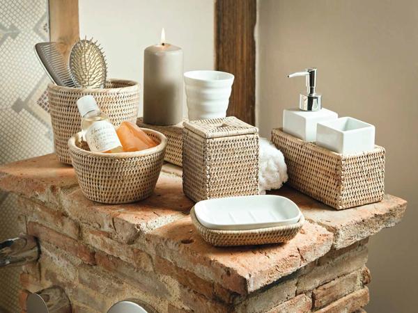 Baskets & Rattan